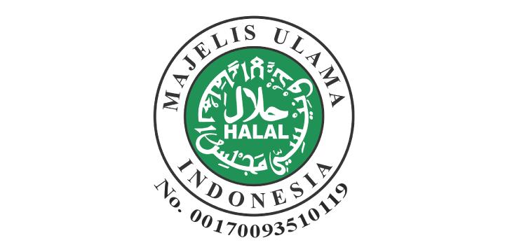 Golden Dragon Melamine Produk Bersertifikasi Halal
