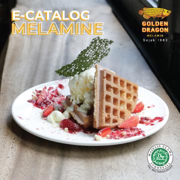 Catalog Golden Dragon Melamine 2019